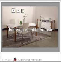 modern stainless steel dining table legs
