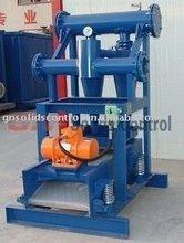 slurry desander used in oilfield equipment