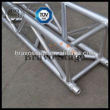 Fashional aluminum howe truss space truss structure space truss