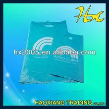 custom printed plastic cloth shopping bag manufacturer