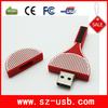 Red Tennis Racquet USB 2.0 Enough 4GB Memory Stick Flash Pen Drive