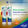 Stone Sealant Neutral Neutral Silicone Adhesive