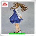 3d por encargo de plástico sexy japonés de la figura de dibujos animados, sexy japonés elhombredejuguetes