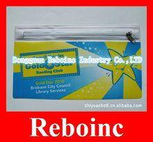 2012 New design clear vinyl piping pencil bag Reboinc-S280