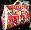 Kilim Travel bags