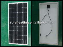 Solar Module 100W 12V to off grid solar power system