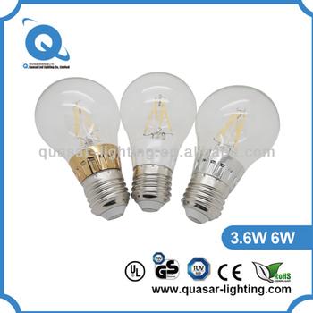 2014 newest model bulb filament led lighting