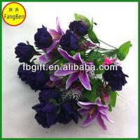 China fornecedor de flor artificial (FB015427)