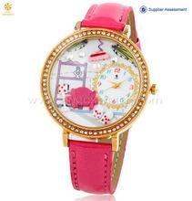 colorato ingrosso corea del mini orologi per le ragazze
