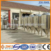 500l cerveja equipamentos para pequenas empresas em casa CE fábrica OEM