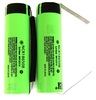 li-ion battery for flashlight original panason 18650 3400mah