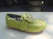 Bebé de la flor zapatos de venta al por mayor