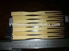 Disposable Bamboo Fruit Fork 3.5 inch