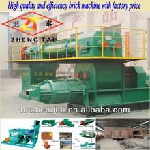 hollow clay brick machine/Cheap price clay brick extruder/clay red hollow brick machine for sale