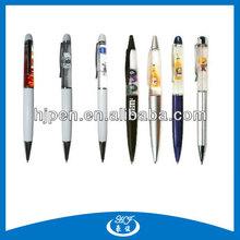 Cheap Advertising Pen ,Floater Ball Pen ,Oil Pen