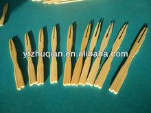 Decorative Fruit / Salad / Snake Hard Bamboo Forks