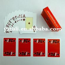 Jumbo index Israeli tournament playing cards