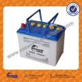 55D23R 12 V 60AH híbrido bateria de carro para venda