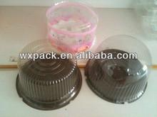 New design Plastic Cake Tray (customized order)