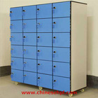LIJIE phenolic compact locker/coin storage cabinet
