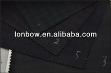 Wholesale dark color polyester rayon spandex custom printed plaid fabric for fashionable dress