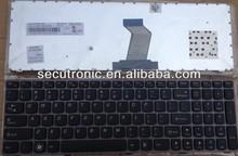 Y570 Y570N for LENOVO US Laptop keyboard