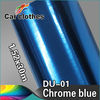 Good Quality 1.52X30m Car Decoration Accessories Film Chrome Vinyl Sticker Wholesal