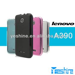 Cheap Original 4inch Lenovo A390 MTK6577 Dual Core 3G Android Phones RAM 512M ROM 4G 5MP Camera