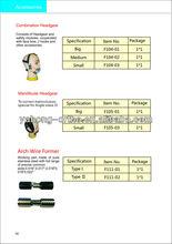 high-quality dental Combination Headgear kit in orthodontics