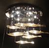 Fish lamp modern art chandelier in competitive price