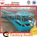 automático de canal de acero galvanizado de la hoja de la máquina