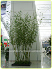 Latest Fabric Artificial Bamboo Leaves