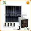 off grid DC led light solar power kit for home use FS-S903