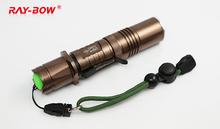 Rechargeable led flash light pen
