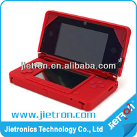 Silicone case for Nintendo 3DS XL /3DS LL Game Console soft material