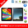 New Quad Core 3G mobile phone cheapest 7.85 Tablet