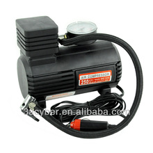 Mini Bike Pump Car Tyre Inflator Air Compressor