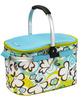 2014 New style 20 liter folding cooler basket high quality picnic basket cooler