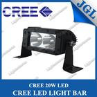 New cree 20w led mini emergency light bars,spot/flood beam off road driving headlight,CREE T6 waterproof