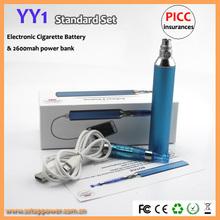 2013 Newest e cigarette Christmas kit yy1, PICC insurance