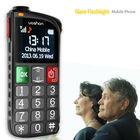 senior gsm old man mobile phone loud speaker and big digit display senior mobile