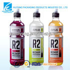 Cool automatic packaging plastic roll on deodorant empty bottle