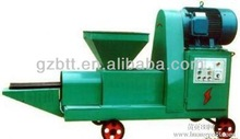 Honeycomb briquette line,Coal/ SawduSt briquette charcoal making machine