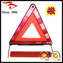 reflective warning triangle,triangle warning plate