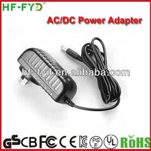UK US EU AU 100-240V AC DC adapter 5v 2a 5v 2.5a 5v 3a 5v 4a 12v 1a 12v 2a 12v 3a 12v 3a ac dc adapter