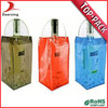 clear wine cooler plastic bag