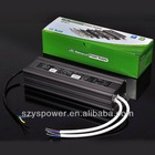 120W 5v 5a pulsed dc power supply for battery powered super bright led light