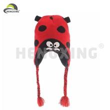 Funny cute children animal hat knitting patterns
