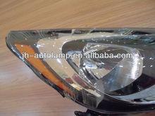 solaris 2012 head lamp . headlight for accent 2011 , car lamp for verna 2011 2012 /russian type/arab type/turkey type