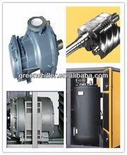 breathing screw air compressor belt drive type air compressor, screw air compressor
